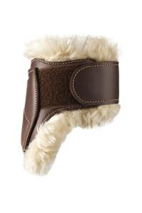 Kentucky leather sheepskin fetlock boots