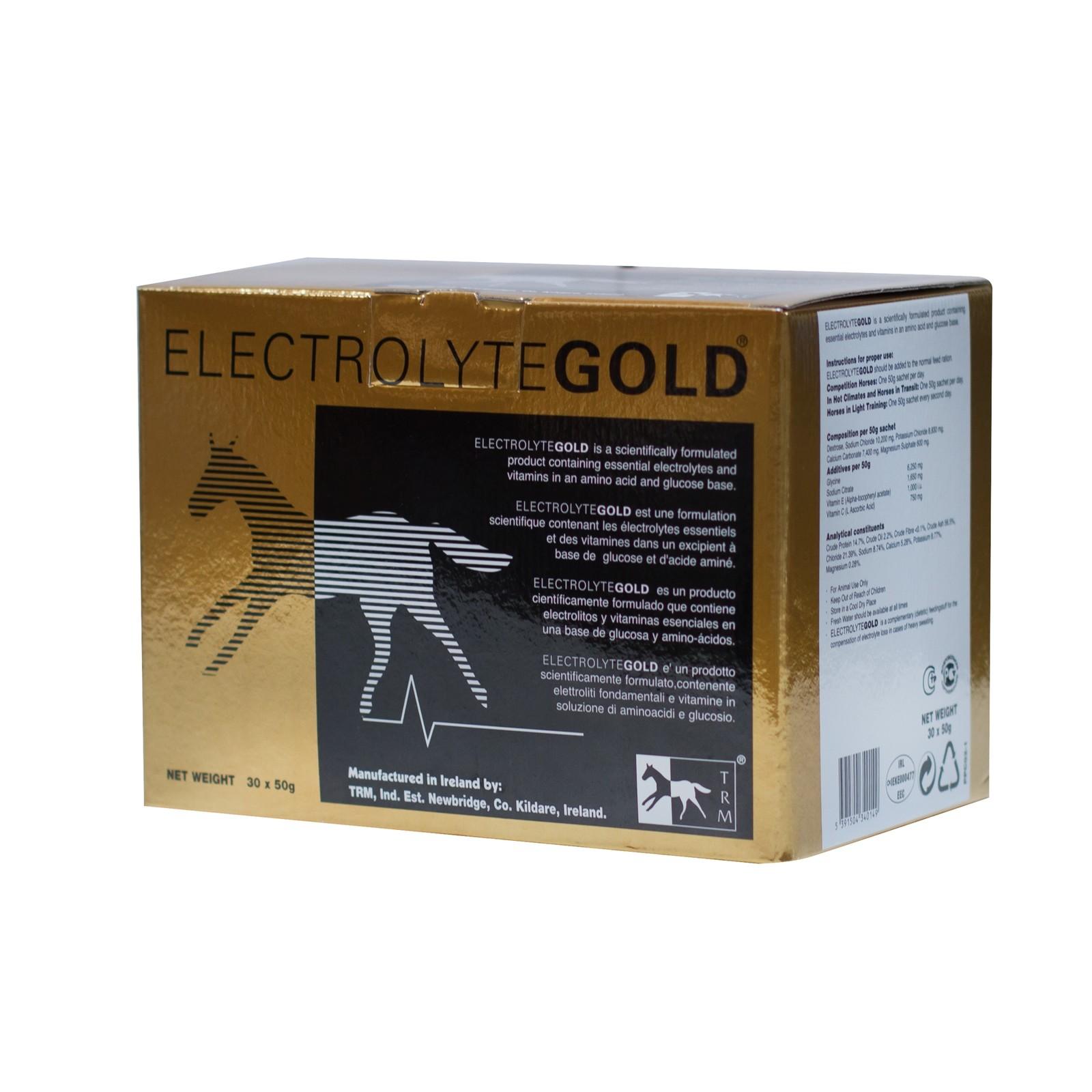 TRM ELECTROLYTE GOLD - DocHorse