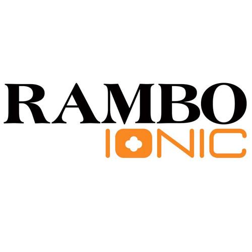 Rambo Ionic Logo