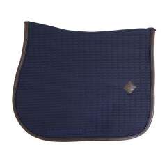 Kentucky Saddle Pad Color Edition Leather Jumping