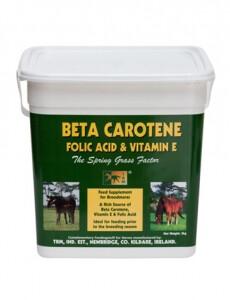Trm beta carotene