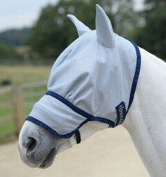Bucas Buzz-Off Extended Nose Fly Mask