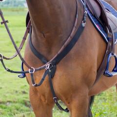 Lj leathers breastplate elastic