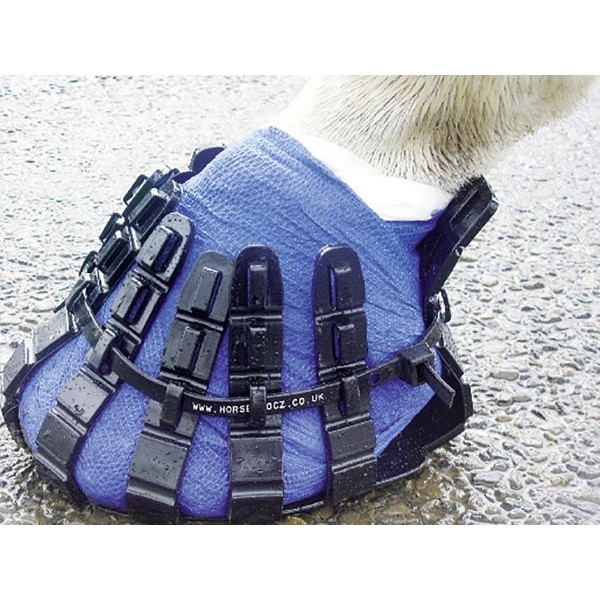 Vet Strider Poultice Boot and Hoof Protection Size Small